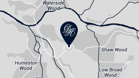 Dumfries House map preview